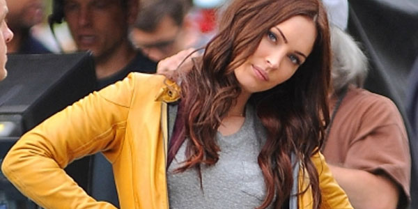 April O'Neil (ally of the TMNT's) is being played by Megan Fox