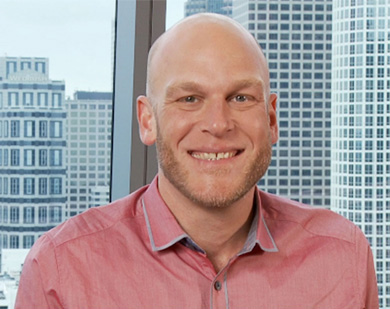 Adam Sessler - in front window
