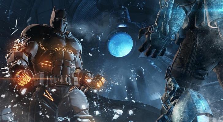 Batman Arkham Origins 'Cold, Cold Heart' DLC First 30 Mins