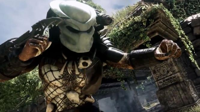 Call Of Duty Ghosts - Devastation DLC with The Predator