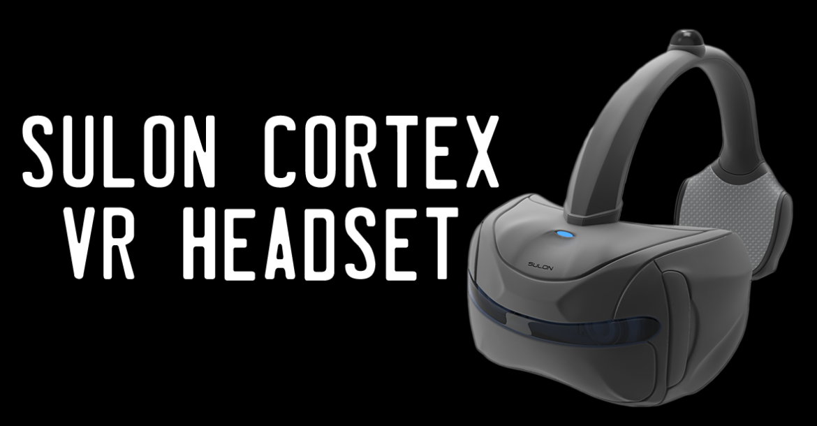 Sulon Cortex VR Headset