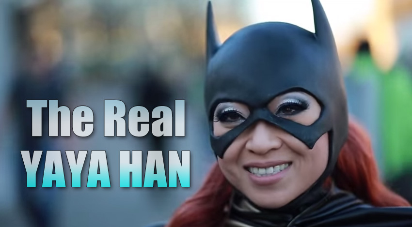 Yaya Han - The Real Yaya