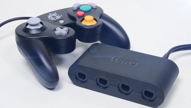 Nintendo WiiU Adapter for GameCube Controller
