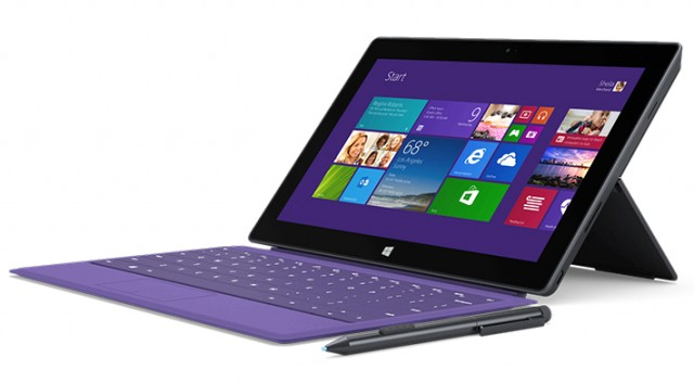 Surface Pro 3 with Keyboard and Stylus Pen