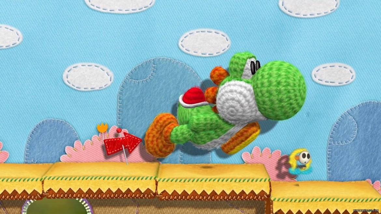 Nintendo - Yoshi's Woolly World
