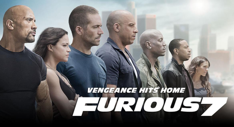 Furious 7 - Poster