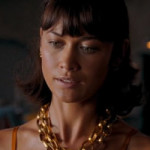 "Camile Montes - played by Olga Kurylenko in ""Quantum of Solace"""