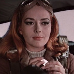 "Helga Brandt - played by Karin Dor in ""You Only Live Twice"""