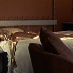 "Jill Masterson - played by Shirley Eaton in ""Goldfinger"""