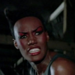 "Mayday - played by Grace Jones in ""A View To a Kill"""