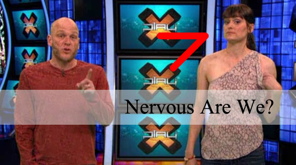 Adam Sessler (last episode with X-Play)