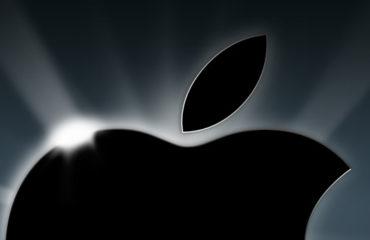 Apple (backlit)