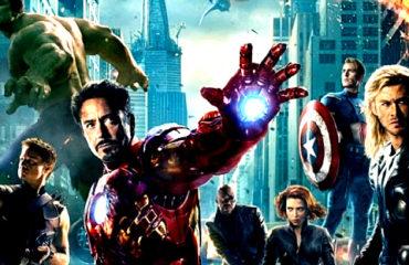 Avengers Movie 2012