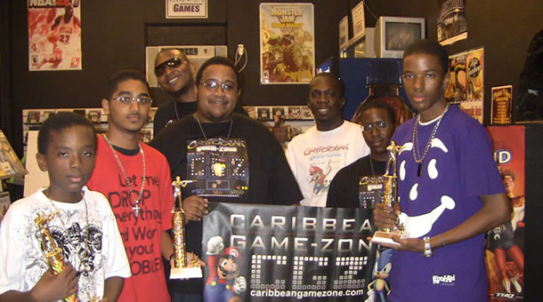 Caribbean Gamers (Team Beast)