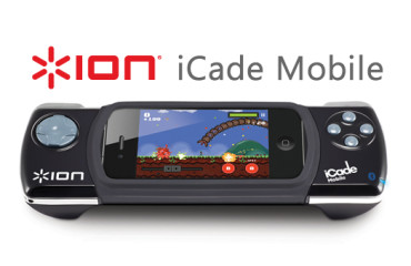 ION iCade Mobile Controller for iPhone and iTouch