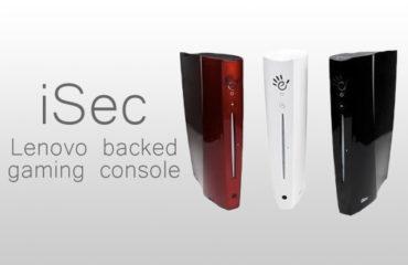 iSec backed by Lenovo