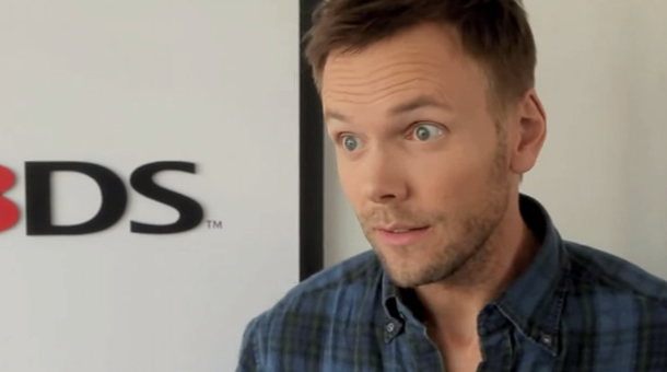 Joel McHale Goes Viral for Nintendo