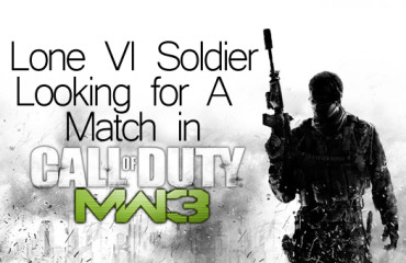 Lone VI Soldier Modern Warfare 3