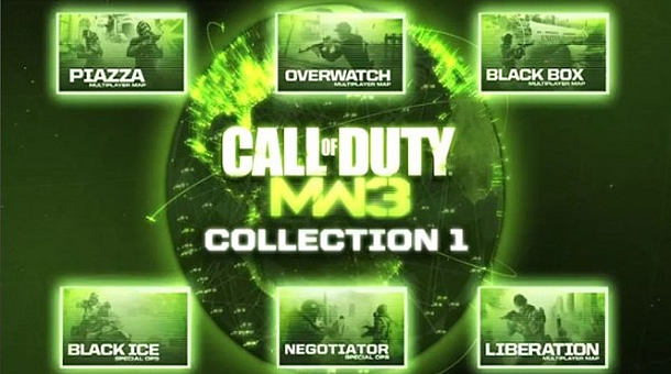 MW3: Collection 1 Map Pack