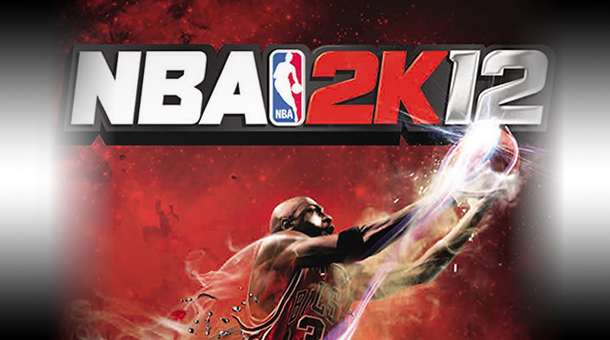 NBA 2K12 - Michael Jordan Cover
