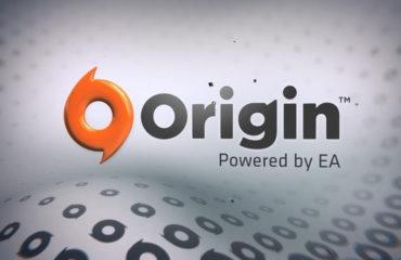 Origin Powered by EA