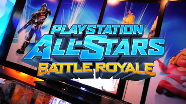 Playstation All Stars Battle Royal