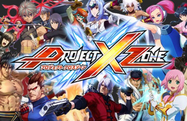 Project X Zone (all characters)