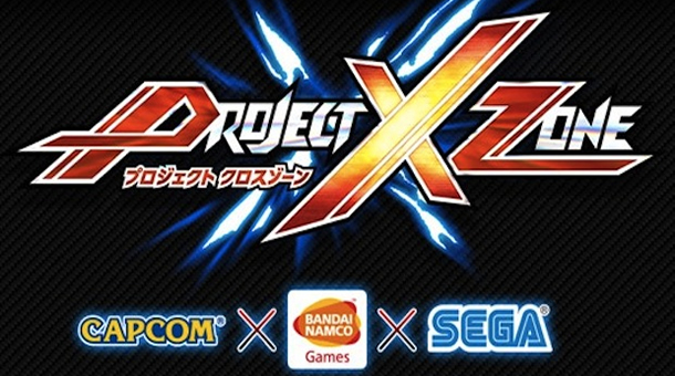 """Project X Zone"" a Capcom, Sega, and Namco Crossover Strategy-RPG"