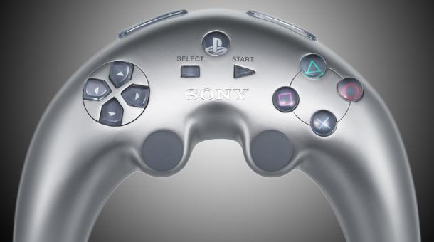 PS3 Boomerang Controller