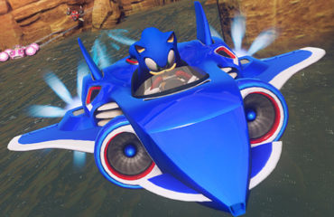 Sonic & All-Stars Racing Transformed (Jet)