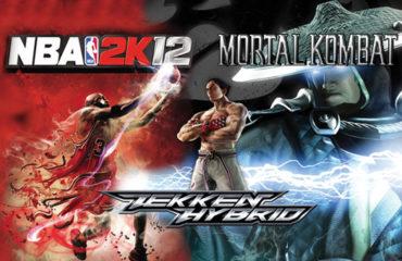 Tourney NBA 2k12, Tekken Hybrid, Mortal Kombat 2011