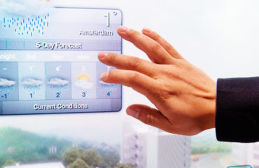 Transparent Smart Window