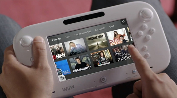 Wii U - Picking Movies