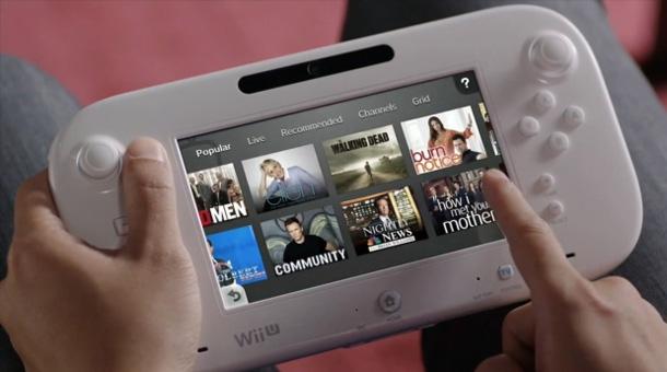 Wii U - Picking Movies