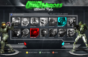XBox 360 Ultra Heroes: Ultimate Fight